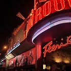 The Moulin Rouge (1) by Larry Lingard-Davis