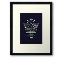 Illusive Minds Framed Print