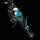 Bluejay by Petros Afshar