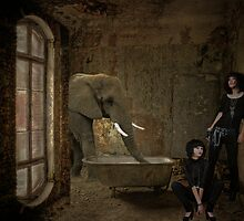 The Elephant in the Room... by Karen  Helgesen