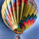 Hot Air Balloon by CJ Fuchs