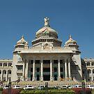 Vidhana Soudha, Bangaluru by AravindTeki