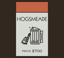 Hogsmeade Monopoly Location ( Harry Potter ) by huckblade