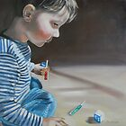 Quiet Play by Jen  Biscoe
