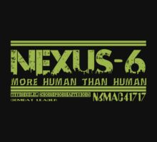 Nexus 6 T-Shirt by theycutthepower