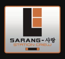 Sarang Station Crew by theycutthepower