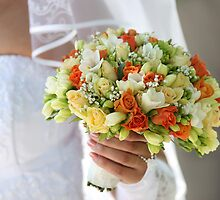 Multi-coloured bouquet 1. by fotorobs