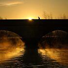 Morning Constitutional, Olney, UK by strangelight