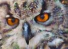Eagle Owl by buttonpresser
