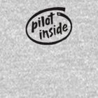 Pilot Inside by batiman