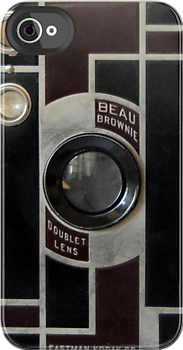 Beau Brownie - iPhone Case by Colleen Drew