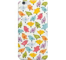 Cute birds. iPhone Case/Skin