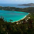 Megans Bay, St. Thomas, U.S.V.I by Stephen  Saysell