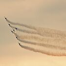 Red Arrows Display 02 by MavStar