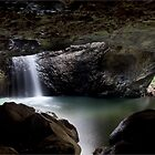 NATURAL BRIDGE - SPRINGBROOK NATIONAL PARK by RhondaR