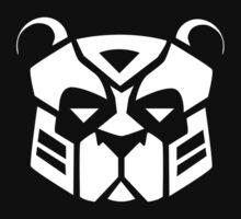 Panda-bot by shmokeymcgee