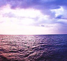 Storm Inbound - Pattaya Sunset Panorama by vanyahaheights