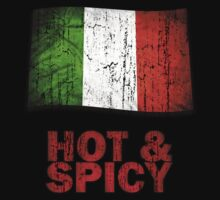 Hot And Spicy Italian by CreativoDesign