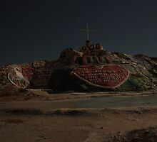 Salvation at Night by LiamPark