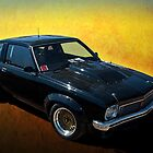 Black Torana A9X by Stuart Row