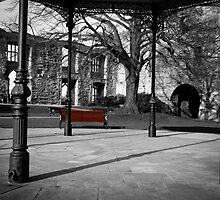 Bench by Stuart  Noall