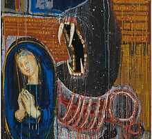 Our Lady of Guadalupe III by simoncoatesint