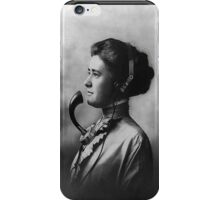 Hold the line please...... iPhone Case/Skin