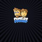 Powers Cosmic - Logo iPhone Cover by elroyel1327