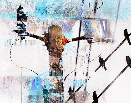 Hi Voltage Love Nest by linaji