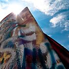 Reaching for the Sky - Cadillac Ranch by thejourneysofar