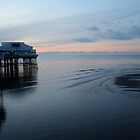 Blackpool Dusk by shadebe