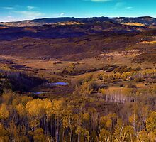 McClure Pass - Western Colorado by Susan Humphrey