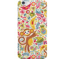 Monkey. iPhone Case/Skin