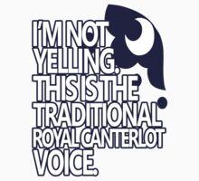Princess Luna - Royal Canterlot Voice Kids Clothes
