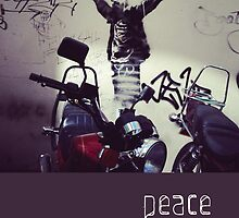 Peace by samedog