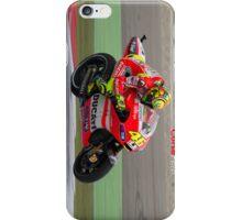 Valentino Rossi in Assen 2011 iPhone Case/Skin
