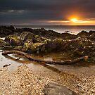 Sandyhills Sunrise by Brian Kerr