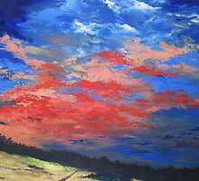 """Sunset Palette"" by Sally Ford"