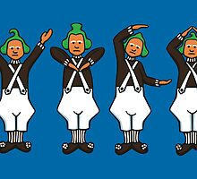 Oompa Loompa YMCA by DoodleDojo