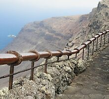 handrail with a view by annet goetheer