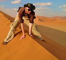 Dune Rider by AlexLSander