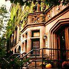 Autumn - Stuyvesant Square - New York City by Vivienne Gucwa