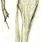 Fashion Sketch Female 13 by AnArtfulLife