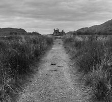 Kilchurn castle,Scotland by dan williams