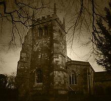 All Saints, Sherburn-in-Elmet by WatscapePhoto