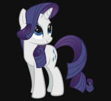 Rarity by Nicr0w