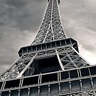 Towering Eiffel by ea-photos