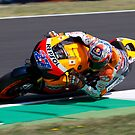 Casey Stoner in Mugello 2011 by corsefoto