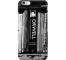 The Man in the Bookcase iPhone Case/Skin