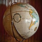 Seeing the World through the Globe by Sherry Hallemeier